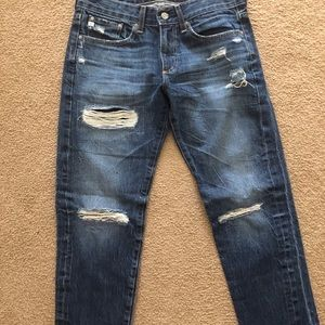 AG distressed jeans Adriano Goldschmied